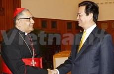 Vietnam, Vatican promote fine cooperative ties