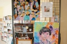 Exhibition of VN artistic works held in France