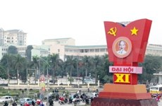 Party Congress attracts foreign media interest