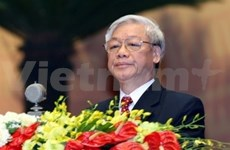 Biography of Party General Secretary Nguyen Phu Trong