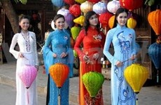 An elegant symbol of Vietnamese culture