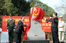 VN publishes book on land border with China