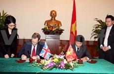 Vietnam, UK agree action plan for 2011
