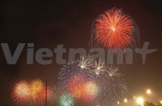 Fireworks to be set off across nation to welcome Tet