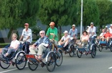 Foreign visitors to Vietnam rise sharply during Tet