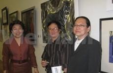 Vietnam-Thailand exhibition of modern art opens