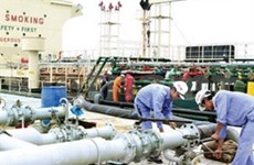 North-central region's largest oil storage opens