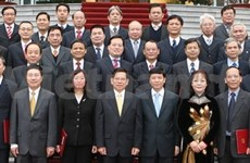 President appoints new overseas diplomats