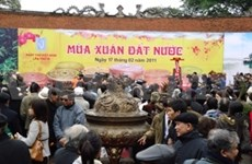 Vietnam poetry festival highlights Uncle Ho