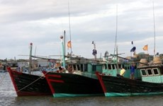France to help Vietnam's offshore fishing industry