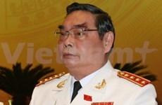Vietnam, Laos strengthen security cooperation