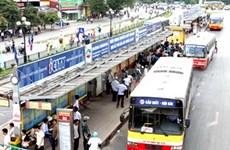 Japan assists with Hanoi's public transport