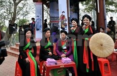 Vietnam's special culture introduced to diplomats