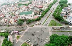 Hanoi gets urban planning experience from Japan