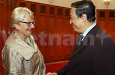 VN, Luxembourg step up development cooperation