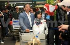 Over 4,400 Vietnamese workers return from Libya