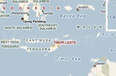Timor Leste applies for ASEAN membership