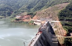 Work on Vietnam's largest power plant starts in Laos