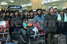 Vietnam to complete bringing workers home soon