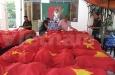 Over 5,100 sets of volunteers' remains repatriated from Cambodia