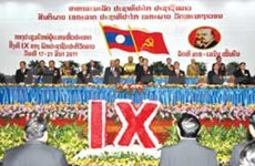 Lao Party opens national congress