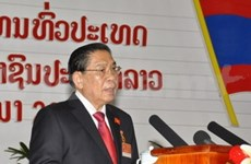 Laotian Party Congress successfully concludes
