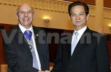 Vietnam, UK to strengthen financial, trade ties
