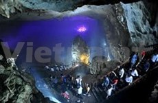 Central earthly paradise attracts tourists