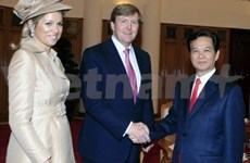 Vietnam willing to boost ties with Netherlands