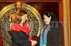 VN, Norway parliaments urged to cooperate