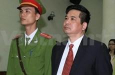Cu Huy Ha Vu gets seven-year jail sentence