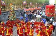 Hung Kings' worship seeks UNESCO title