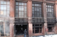 Fire in Moscow garment shop kills four Vietnamese