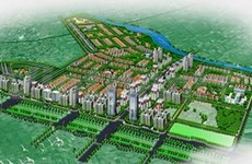 Hanoi to have new urban area in Me Linh