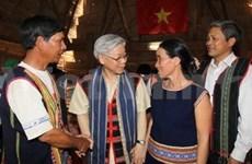 Kon Tum urged to improve ethnic people's life