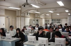 Japan helps overseas students return to study
