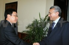 VN, Egypt agree to further cooperative ties