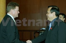 Vietnam, US step into multifaceted future