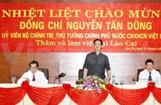 Lao Cai urged to target sustainable growth