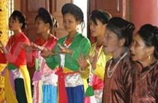 Xoan singing – a unique folk treasure