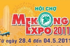 Mekong Expo opens in Can Tho
