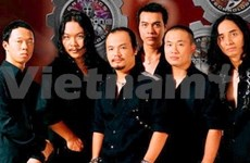 Vietnamese rockers win favour at ASEAN fest