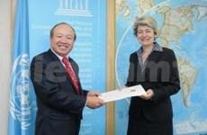VN seeks UNESCO help in heritage preservation