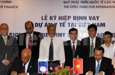 OPEC fund helps Vietnam better health services