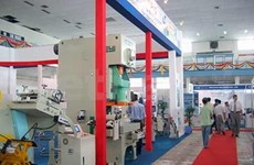 Int'l industrial machine exhibition opens