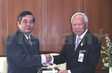 VN Ambassador meets Thai Privy Council President