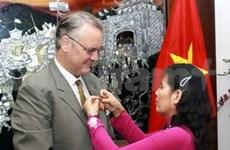 UN co-ordinator wins award for help to women