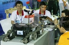 Robocon VN finds candidate to Asia-Pacific contest