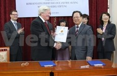 Germany NGO increases operation in VN