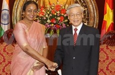 Vietnam, India agree to deepen relations